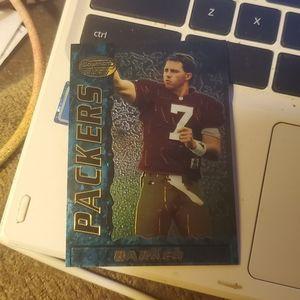 Jay barker football card